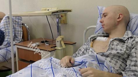 Фонд «ДоброСвет» попросил помощи в сборе средств на лечение 25-летнего ольховатца