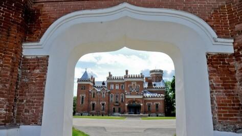 Под Воронежем после реставрации открыли Свитский корпус замка Ольденбургских