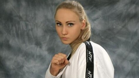 Воронежская тхэквондистка завоевала «бронзу» турецкого этапа Гран-при