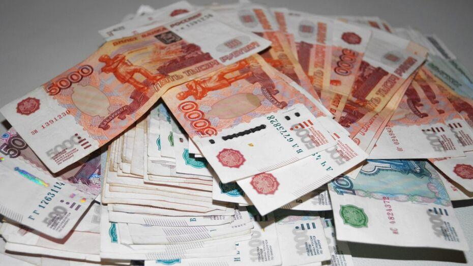 Компания парней украла у бизнесмена в Воронежской области 700 тыс рублей