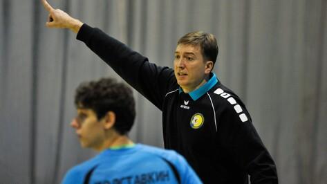 Тренер воронежской «Энергии» Сергей Макин: «Нам не хватало игровой практики»