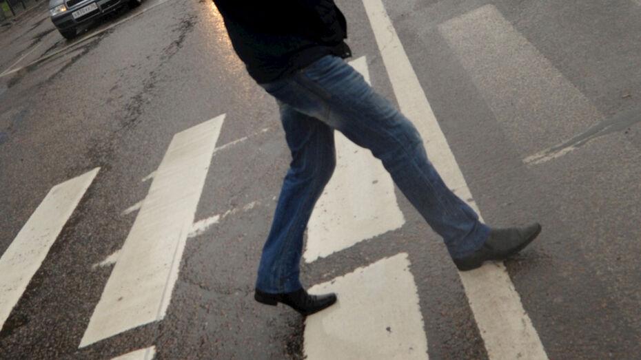 Пешеход погиб под колесами «Приоры» в Воронежской области