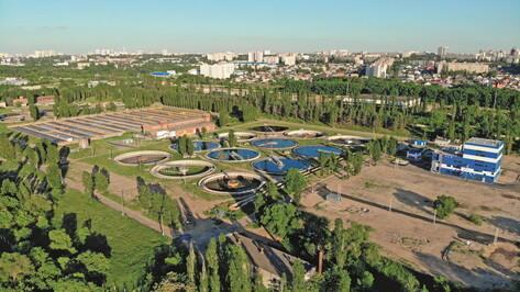 До 2024 года в воронежском Тепличном переработают 122 га иловых отходов