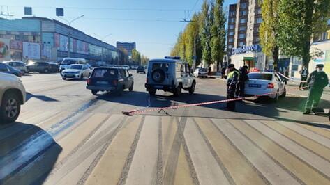 ДТП с погибшей на переходе у «Максимира» привело в Воронеже к уголовному делу