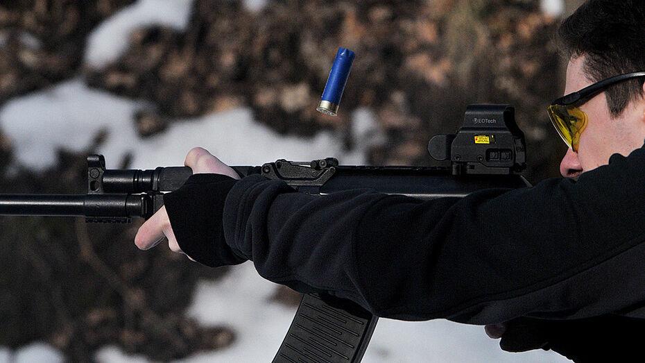 В Воронеже стартовал открытый чемпионат по практической стрельбе из ружья