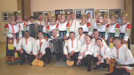 Богучарский хор победил в окружном этапе всероссийского фестиваля