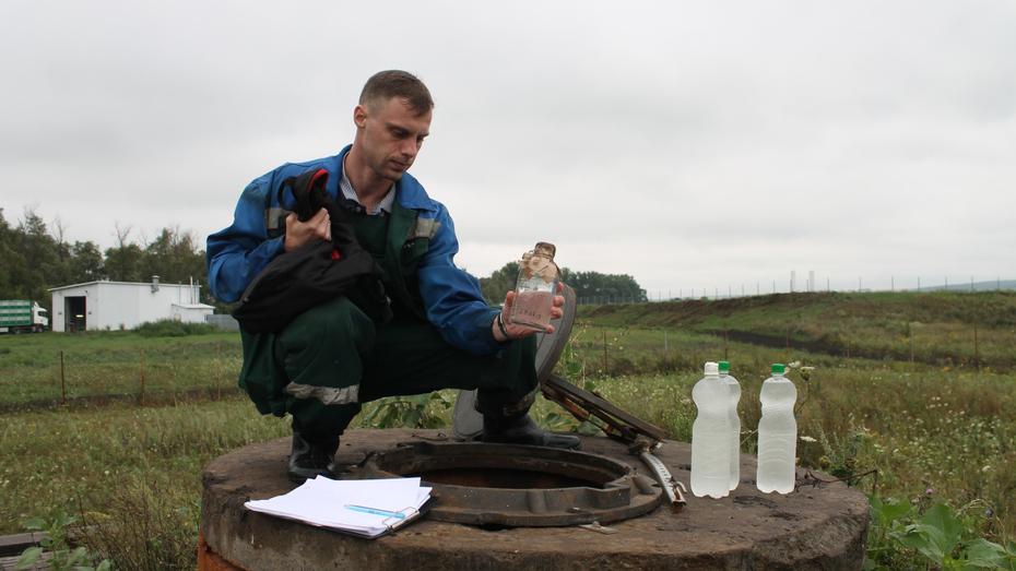 В Павловском районе исследовали воду возле свинокомплекса