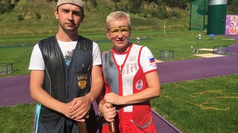Воронежские спортсмены завоевали «золото» на Кубке России по стендовой стрельбе