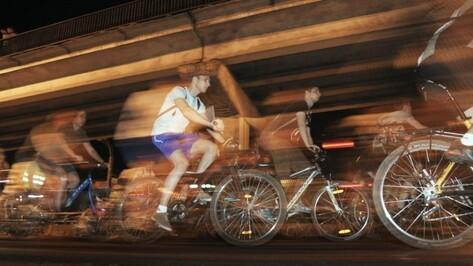 В Воронеже антинаркотический велопробег перенесли на 21 июля
