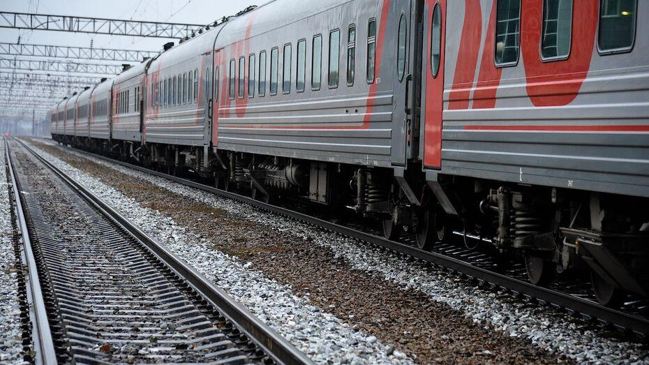 В воронежском микрорайоне Боровое открылась железнодорожная станция