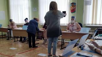Явка на выборах в Воронежской области превысила 50%