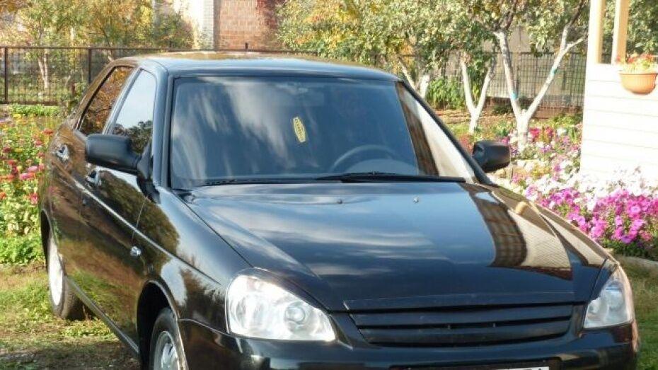 Самым популярным автомобилем у воронежцев стала «Лада»