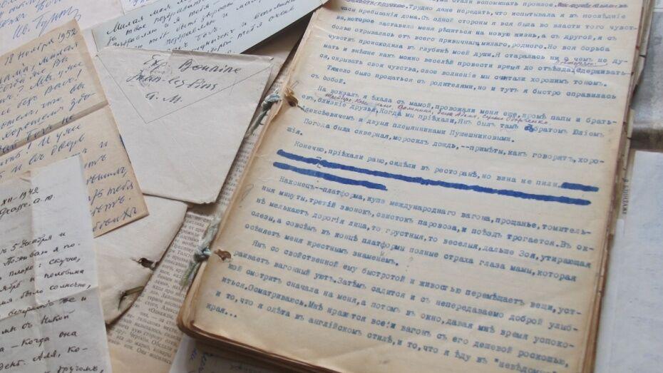 В воронежский «Арсенал» привезли мемуары великих полководцев XX века