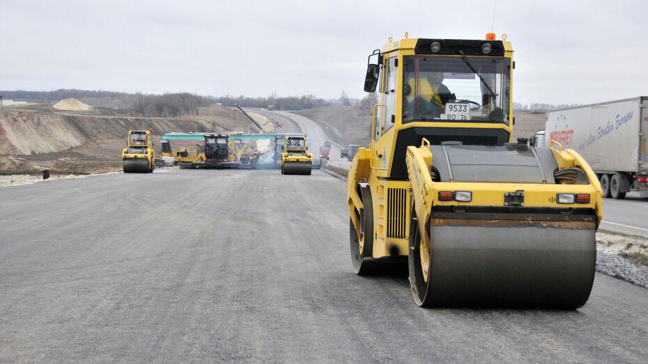 Участок трассы в Воронежской области внесли в перечень проектов с государственным участием