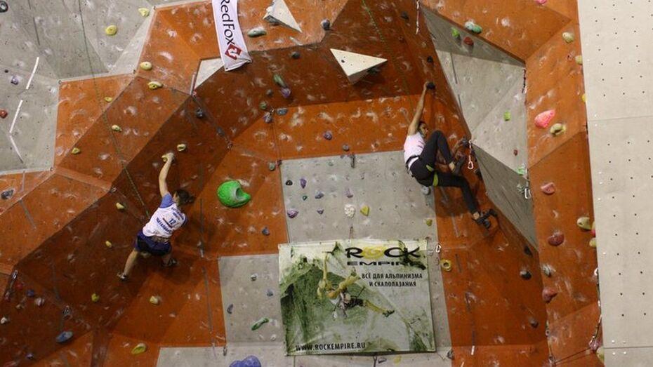 Воронежская скалолазка стала призером всероссийских соревнований