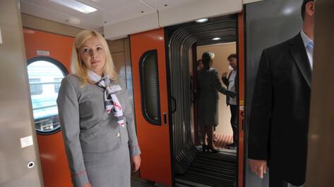 С 10 июля еще один двухэтажный поезд Воронеж – Москва возобновит работу