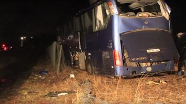 Донецкое МЧС заберет из Воронежской области пострадавших в ДТП с автобусом