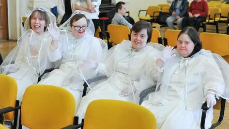 Воронежцы открыли сбор на спортивную экипировку для детей с синдромом Дауна