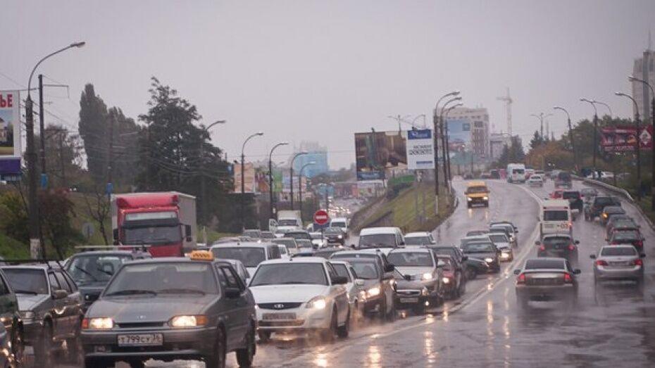 Мэрия Воронежа опубликовала план дорожного ремонта с 19 по 21 мая