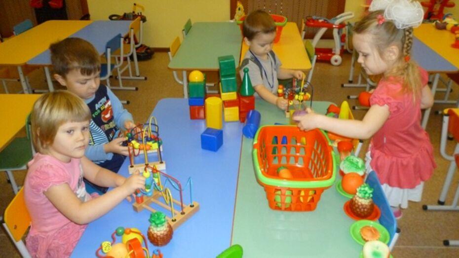 В канун Нового года в селе Староникольское Хохольского района открылся новый детский сад
