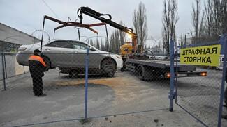 Как это работает: эвакуация автомобилей в Воронеже