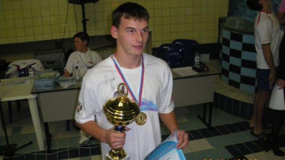 Хохольский лицеист победил в областном первенстве школы олимпийского резерва инвалидов