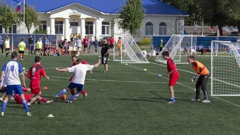 В Воронеже состоялся корпоративный чемпионат города по мини-футболу