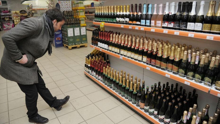Воронежский Роспотребнадзор дал рекомендации по выбору алкоголя в новогодние праздники