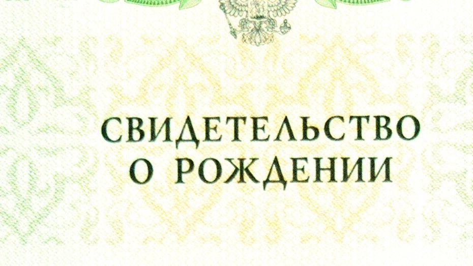 Россияне будут получать пенсионный счет при рождении