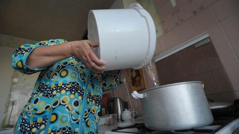 В Воронеже 5 домов остались без горячей воды из-за конфликта УК с поставщиком