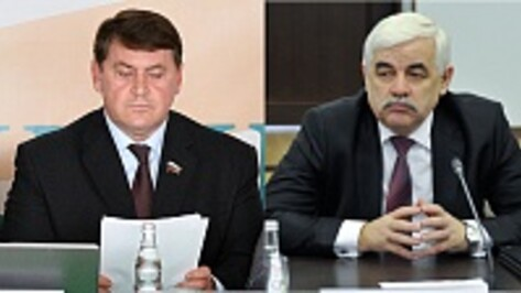Геннадий Макин сменил Юрия Агибалова во главе аппарата воронежского облправительства