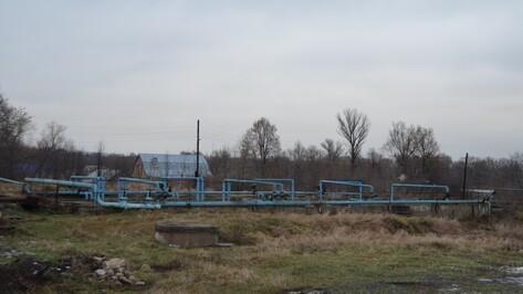 В семилукском поселке Латная отремонтируют канализационные очистные сооружения