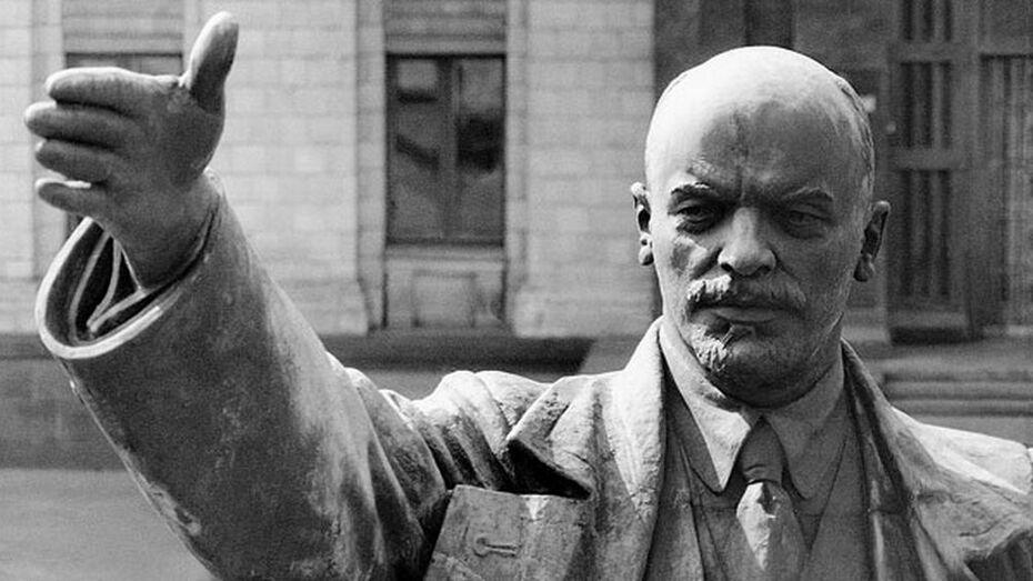 Жители Иркутска предложили снести памятник-близнец воронежского Ленина