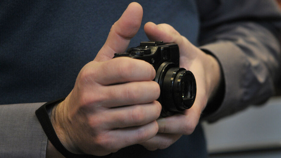 Воронежских фотографов позвали на коллективную съемку 15 мая