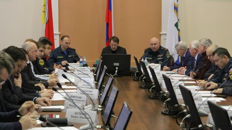 Воронежский губернатор выразил соболезнования родным погибших на пожаре