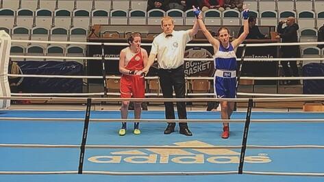 Спортсменка из Воронежа победила на международном турнире по боксу в Швеции