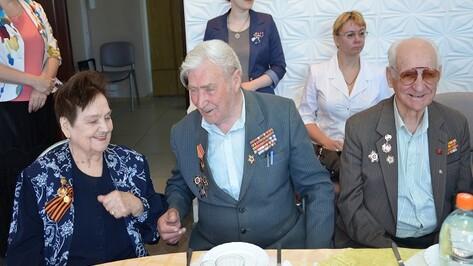 Павловские ветераны предложили возвести мемориал еще живым фронтовикам