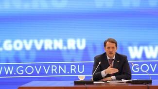 Врио губернатора Воронежской области Алексей Гордеев: «Мы не собираемся прекращать сотрудничество с Украиной»