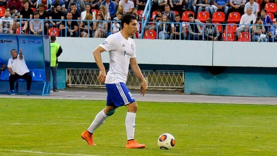 Игрок воронежского «Факела» Буньямудин Мустафаев: «Мы хорошо подготовились к
