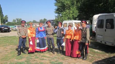 Поворинский ансамбль казачьей песни «Тихий Дон» стал дипломантом фольклорного фестиваля