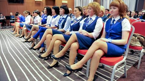 Лучшим начальником почтового отделения юга России стала воронежский специалист