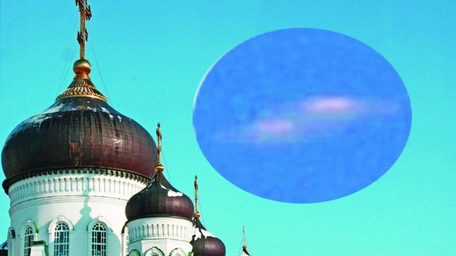 Житель Новоусманского района сфотографировал НЛО