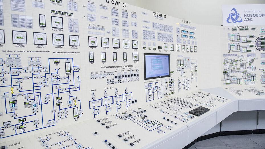 Стали известны причины отключения энергоблока Нововоронежской АЭС
