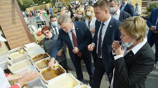 Офлайн-программа фестиваля «Город-сад» стартовала под Воронежем
