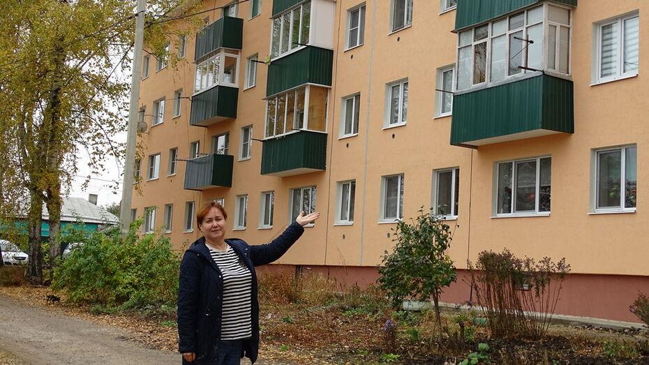 На ремонт многоквартирного дома в хохольском поселке Орловка потратили 25 млн рублей