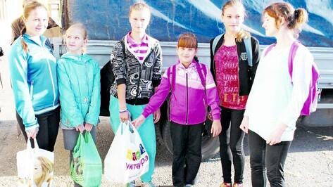 Таловские школьники сдали более 2 т макулатуры