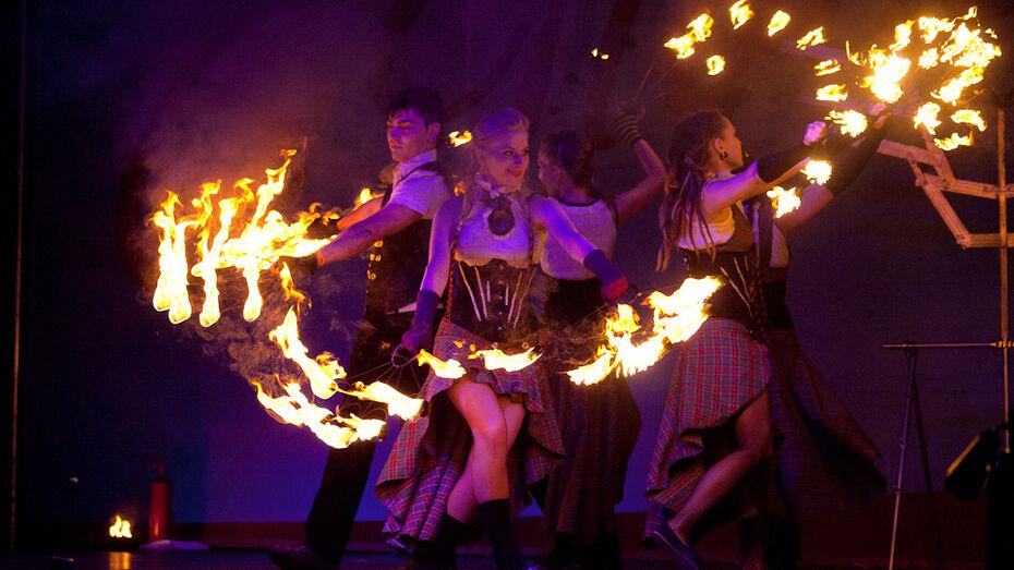 Фестиваль огненных искусств «Огни Победы» пройдет в Воронеже в пятый раз