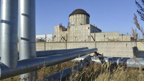 Замороженную Воронежскую атомную станцию теплоснабжения пустят на щебень