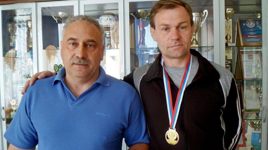 Таловский легкоатлет выиграл 2 «золота» в чемпионате России