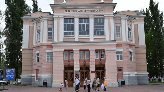 Фасаду Борисоглебского драмтеатра вернут исторический цвет